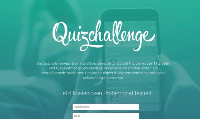 Quizchallenge Buschbacher